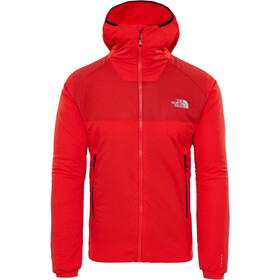 The North Face Summit L3 Ventrix Hoodie Herr fiery red